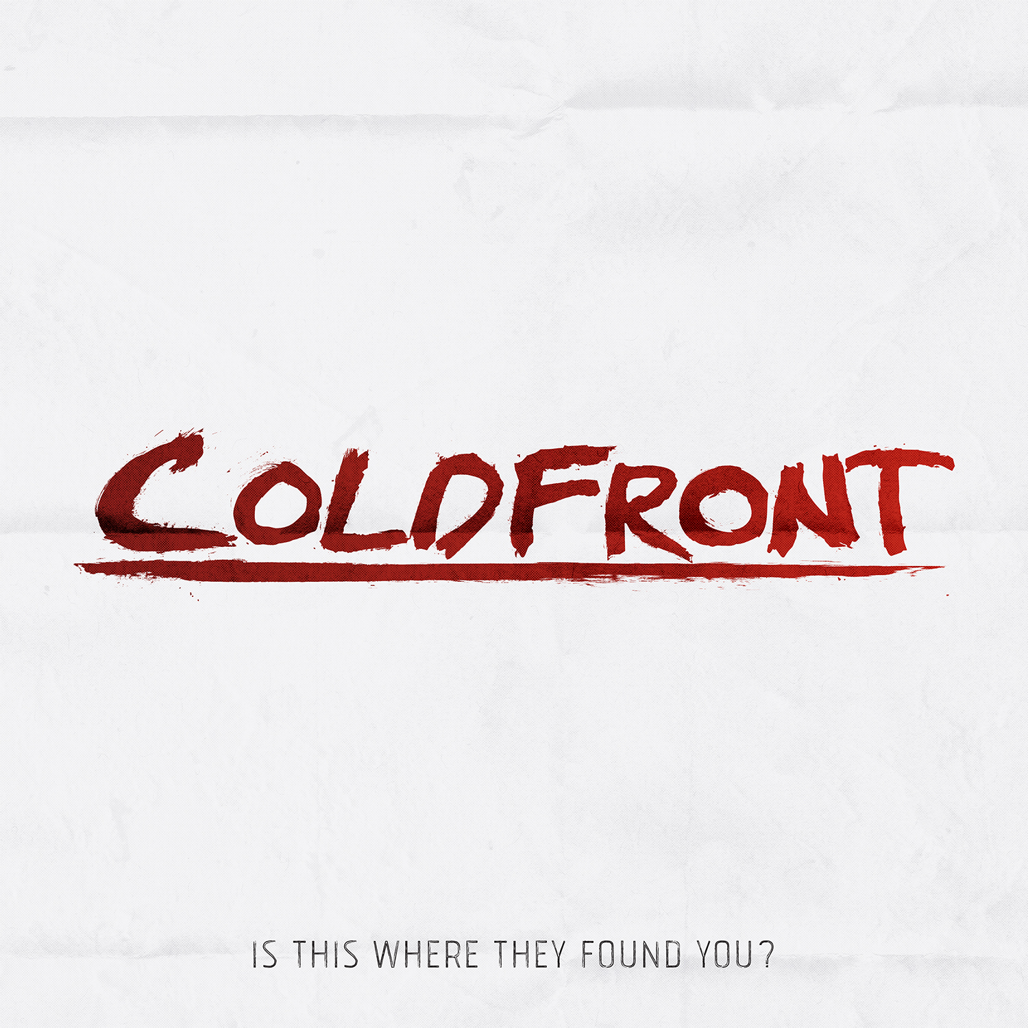 Coldfront Streams New Ep Is This Where They Found You