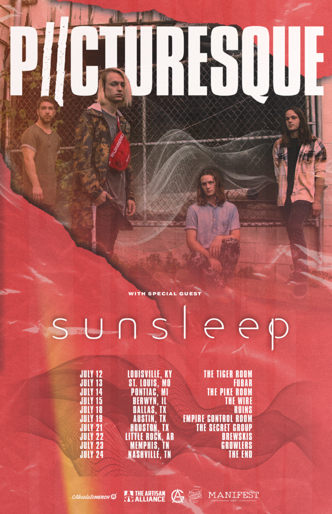 PICTURESQUE ANNOUNCE TOUR WITH SUNSLEEP - Equal Vision Records